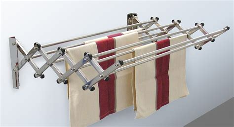 wall mounted drying rack heavy duty wall mounted drying rack clotheslines
