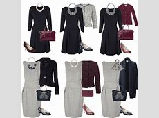 How to Build a Capsule Wardrobe Business Wear Estilo