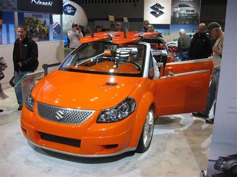 Suzuki Chicago by Suzuki Makai Concept 2010 Chicago Auto Show By