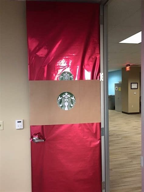 door  voted  offensive   office holiday
