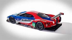 Ford Gt 2016 : 2016 ford gt le mans racecar wallpapers hd images ~ Voncanada.com Idées de Décoration