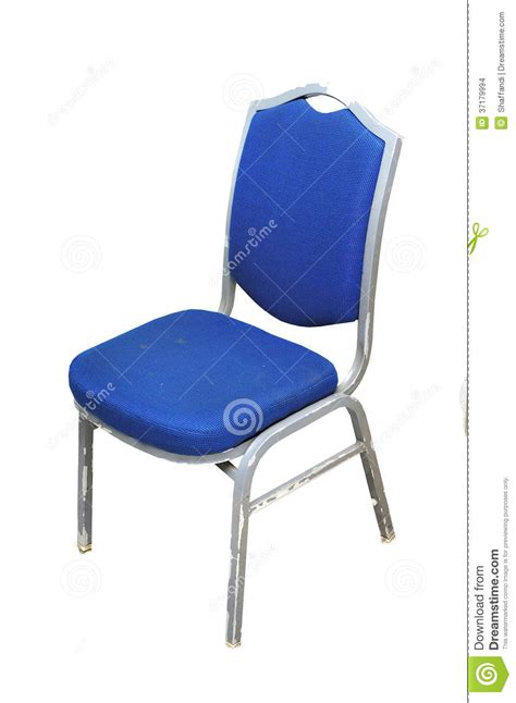 basic cloth covered office chair stock images image
