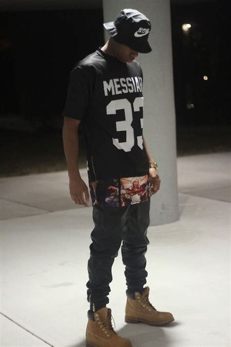 Black Men Swag Outfits