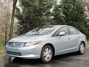 Honda Civic Hybride : 2012 honda civic hybrid pictures photos gallery the car connection ~ Gottalentnigeria.com Avis de Voitures