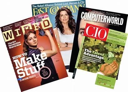 Magazine Magazines Transparent Publication Printing Services Different