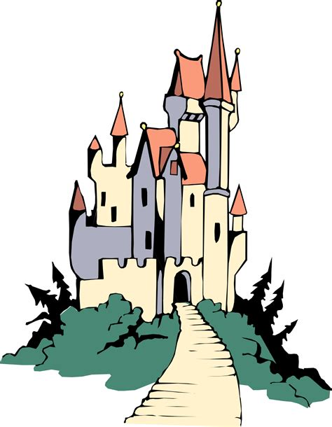 Castle Clipart Princess Castle Clipart Clipart Panda Free Clipart Images
