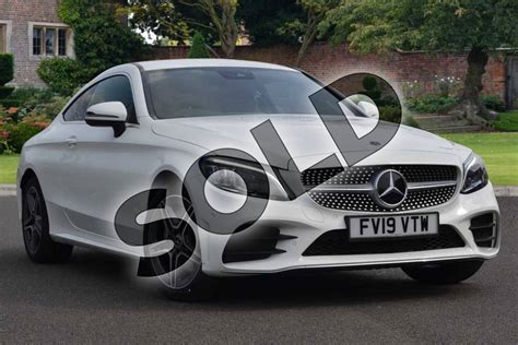 The front seats are comfortable and feature supportive. Mercedes-Benz C Class C180 AMG Line Premium 2dr 9G-Tronic for sale at Mercedes-Benz of Lincoln ...