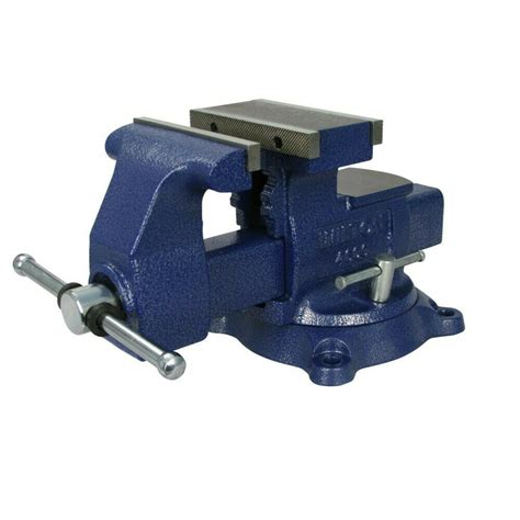 wilton multi purpose reversible bench vise   jaw
