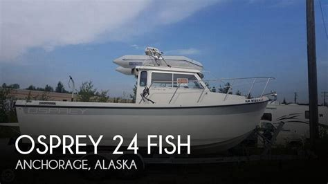 Boats For Sale Amityville Ny by For Sale Used 2001 Osprey 26 Fisherman In Amityville New