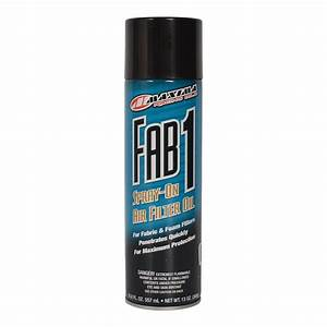 Maxima Fab-1 Synthetic Air Filter Oil