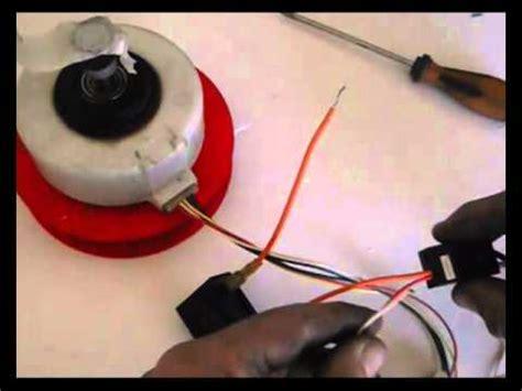 aire acondicionado conexi 243 n de motor de ventilador o