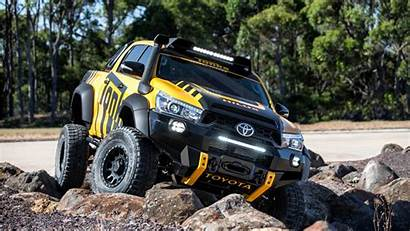 Hilux Toyota Tonka Concept Wallpapers 1366