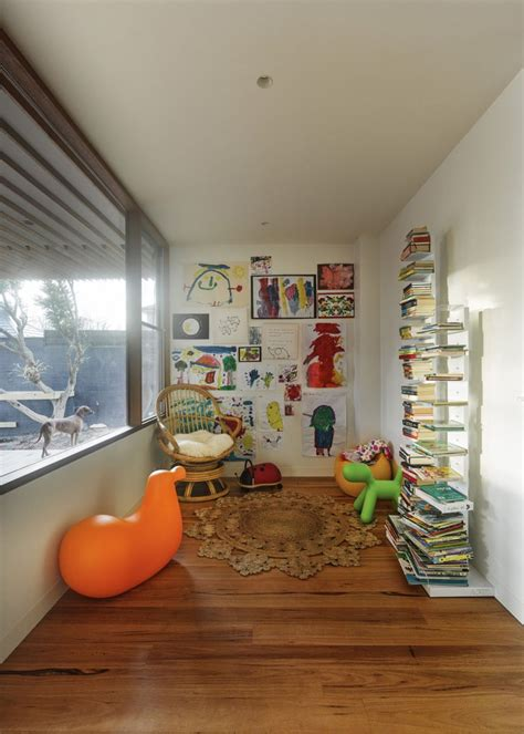 meridienne canape maison contemporaine à brighton en australie salle de