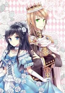 anime prince and princess - Anime Paradise Fanart