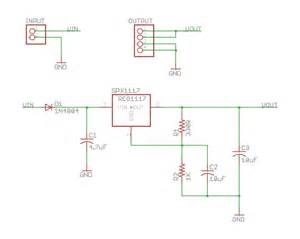 Bench Power Supply by Ams1117 Fixed Voltage Regulator Mwh Projects Blog