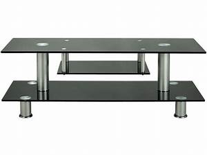 Meuble Pour Verre : meuble tv steel conforama pickture ~ Teatrodelosmanantiales.com Idées de Décoration