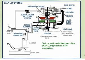 2003 Dodge Caravan Evap System Diagram