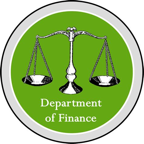 bureau of finance federal department of finance