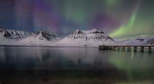 northern lights in the westfjords guide to iceland