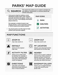 Map Of Parks User Guide