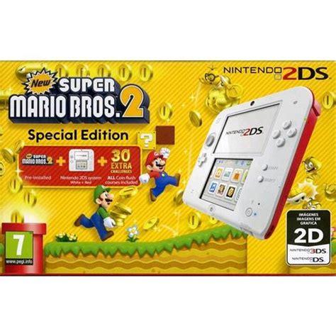 console portatili nintendo eds 102459 nintendo 2ds new mario bros 2