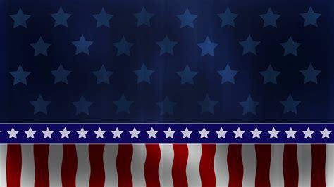 Usa Background Usa Patriotic Background Loop Motion Background