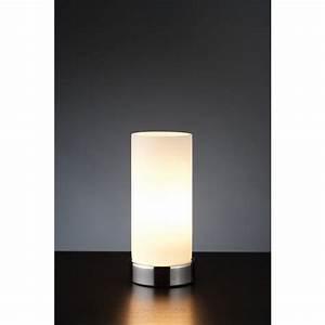 But Lampe De Chevet : lampe de table chevet pinja led paulmann bricozor ~ Dailycaller-alerts.com Idées de Décoration