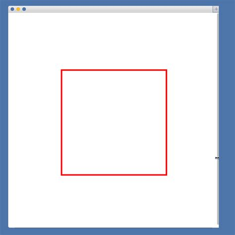 adding square how to create a responsive square with css