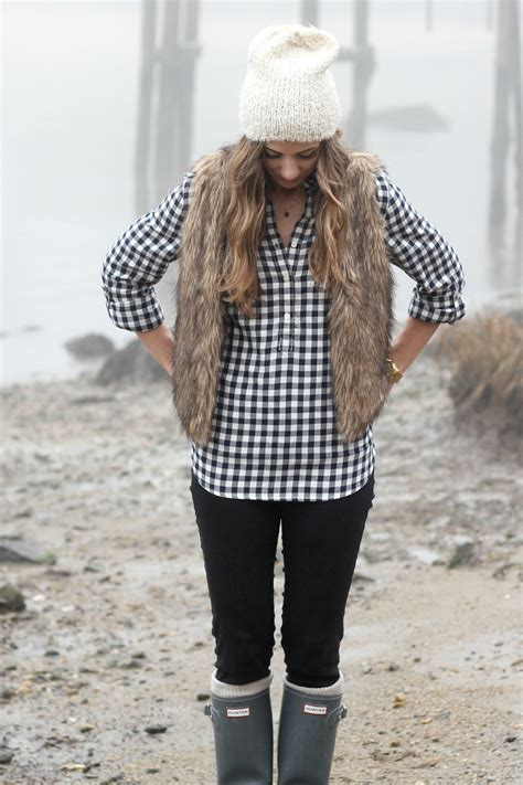 Plaid And Fur Lauren Mcbride