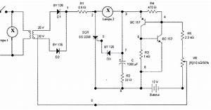Diagram Sistem Penerangan Mobil