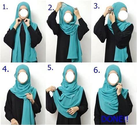 comment mettre le hijab neyssa boutique