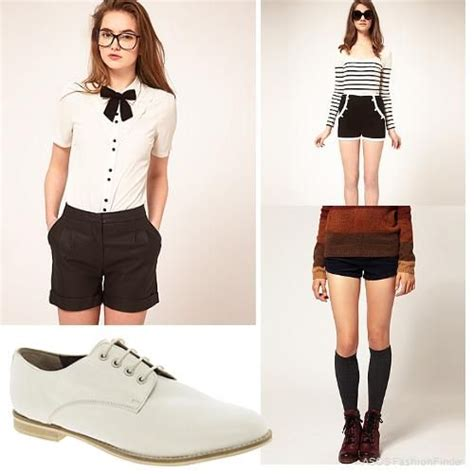 Outfits for School u2013 Simple and Cute | Teen fashion outfits Glamour and School outfits