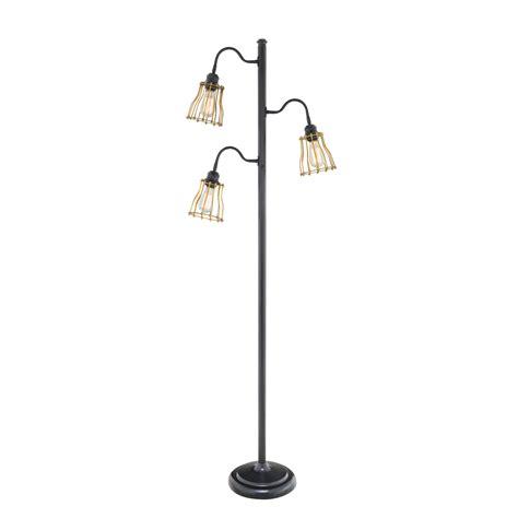 multi light floor l mesmerize your interior with stunning multi bulbs floor