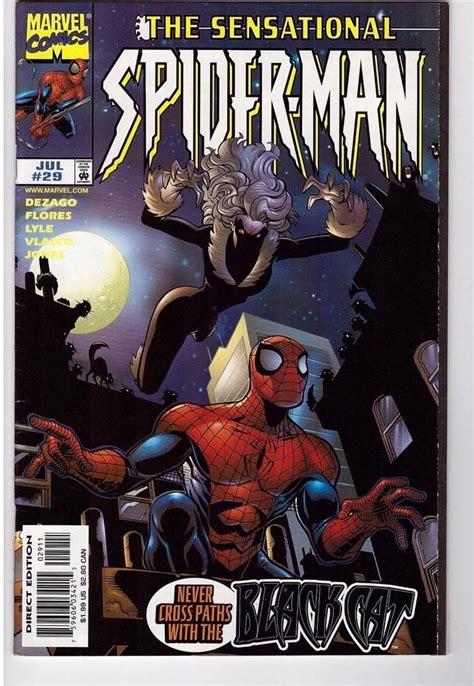 The Sensational Spider-Man #29 July 1998 Marvel Comic Book ...