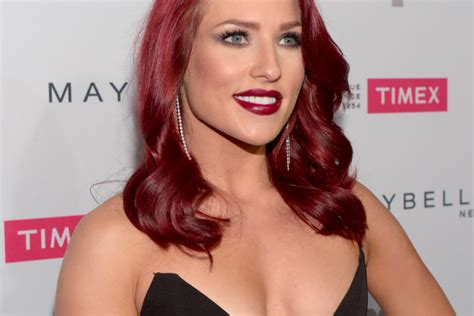 Sharna Burgess, Nick Carter Update