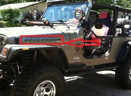 jeep sticker ideas pinterest the world s catalog of ideas