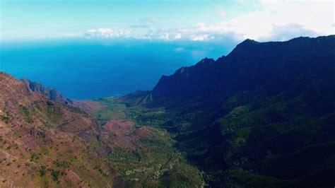 Kalalau Valley, Kauai, HI | Dronestagram