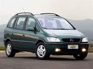 Chevrolet Zafira  A   U0026 39 2002 U201304