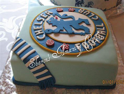 Cake 19g Chelsea Football Club Cake 2