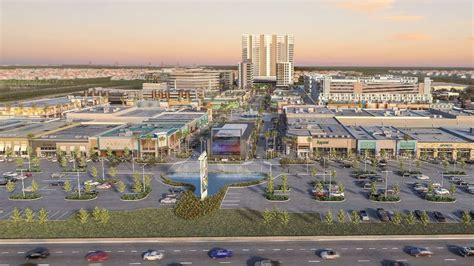 dania pointe shopping center gearing    opening