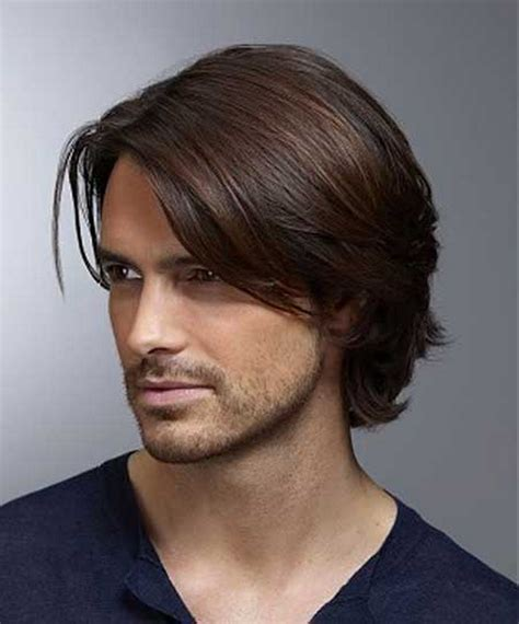 cool medium length hairstyles for men mens medium length hairstyles 2014 men hairstyles 2015