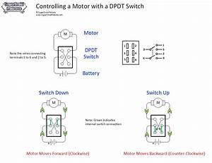 Tech Thursday  002  Basic Motor Control With A Switch