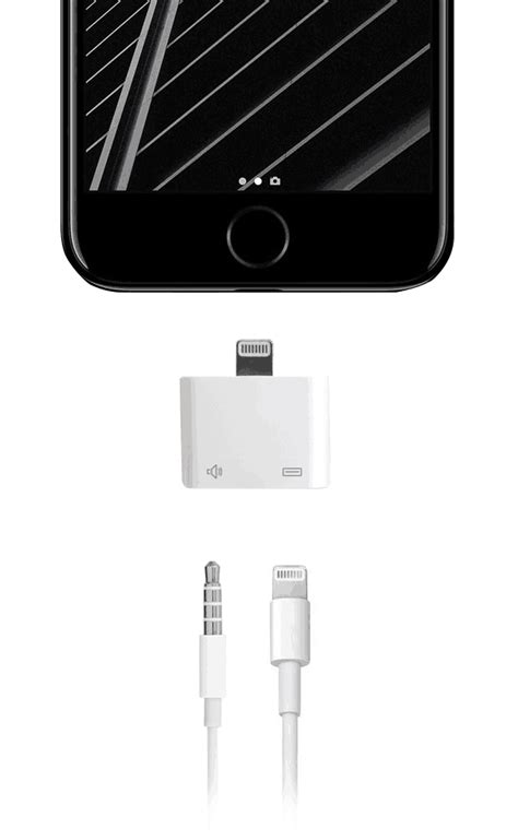 iphone 7 charger fore iphone 7 headphone adapter and charger geeky gadgets