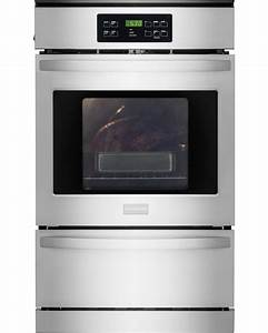 Frigidaire Ffgw2425qs 24 U0026quot  Self-cleaning Gas Wall Oven