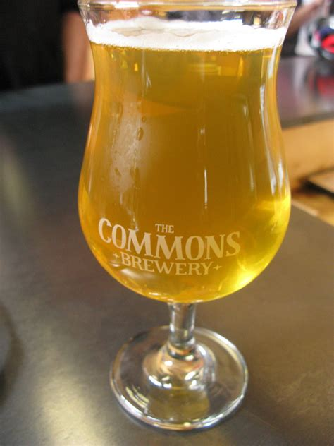 Your Saturday To-Do List: Have a Last Pils at The Commons ...