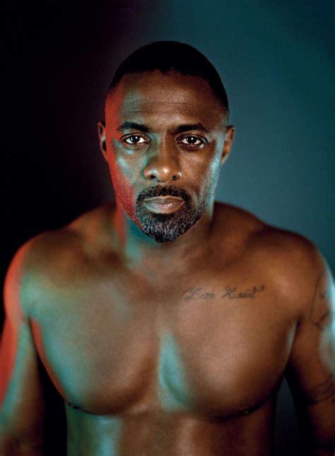 Idris Elba Covers Details September 2014 Issue, Talks 'No ...