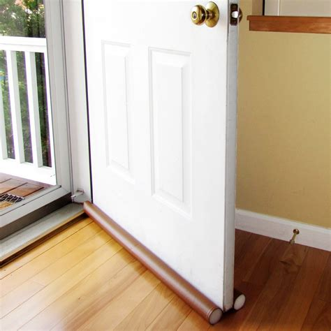 how to fix a drafty door 15 low tech fixes for a drafty house