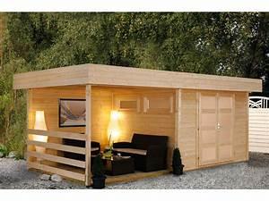 Gartenhaus Mit Terrasse : pultdach gartenhaus varianta 40 mit terrasse kaufen ~ Sanjose-hotels-ca.com Haus und Dekorationen