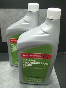 Honda Genuine Mtf Manual Transmission Fluid Oem
