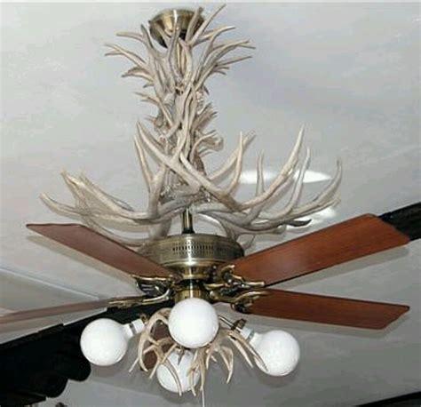deer antler ceiling fan antler ceiling fan chandelier winda 7 furniture